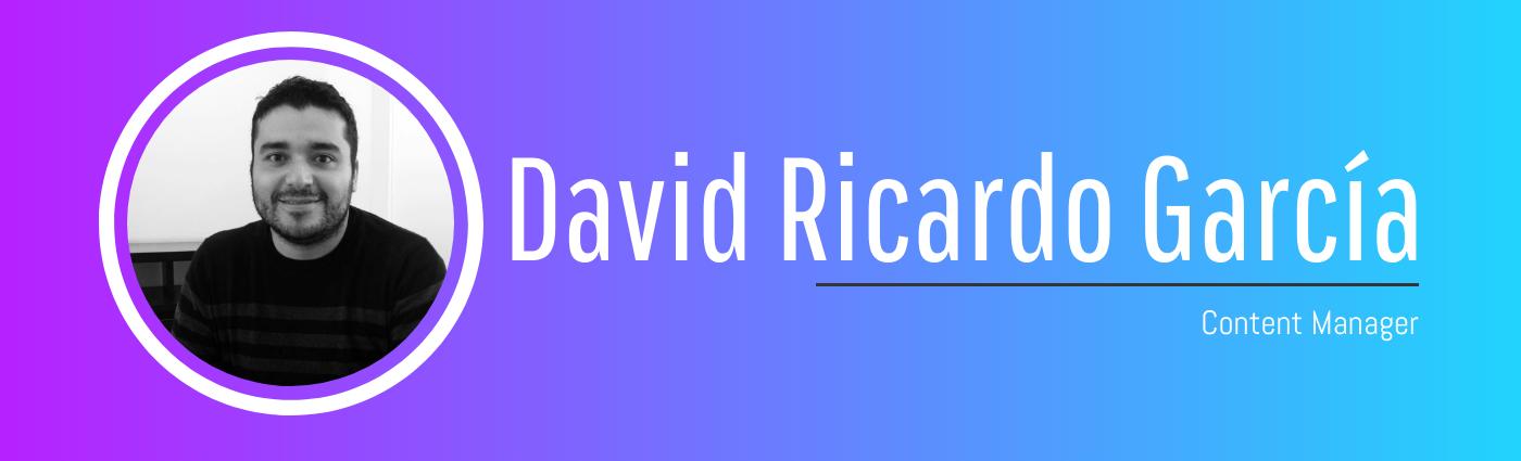 David Ricardo Garcia