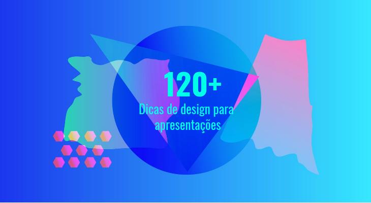 Dicas de design para apresentações