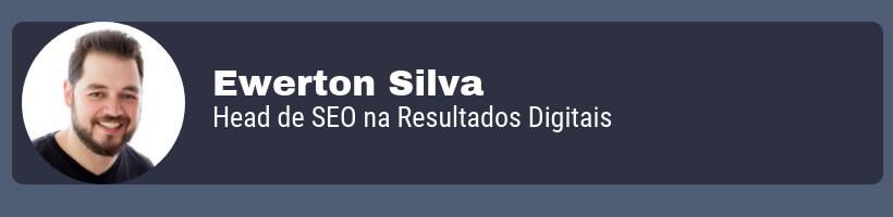 Ewerton Silva especialista