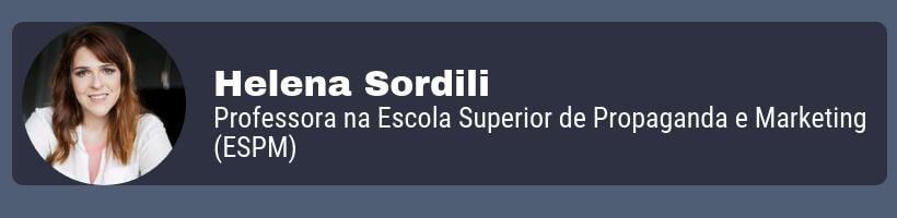 Helena Sordili especialista