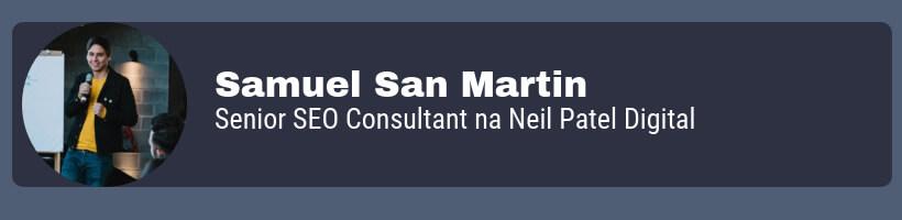 Samuel San Martin especialista