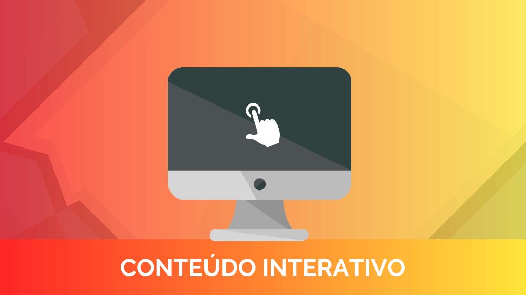conteudo interativo