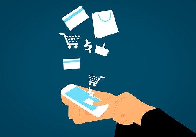 consumo loja virtual