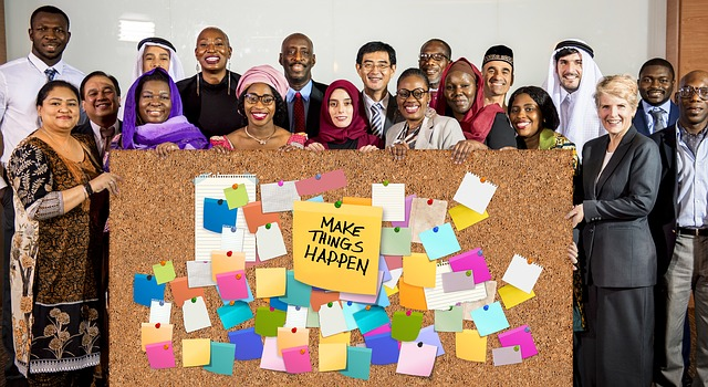 diversidade ambiente de trabalho