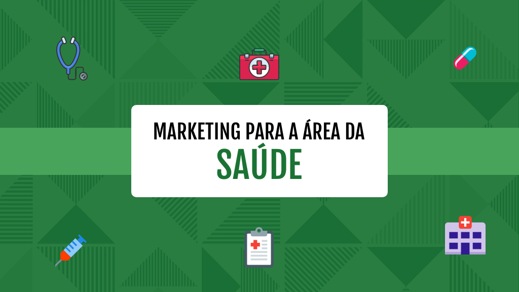 marketing para a area da saude