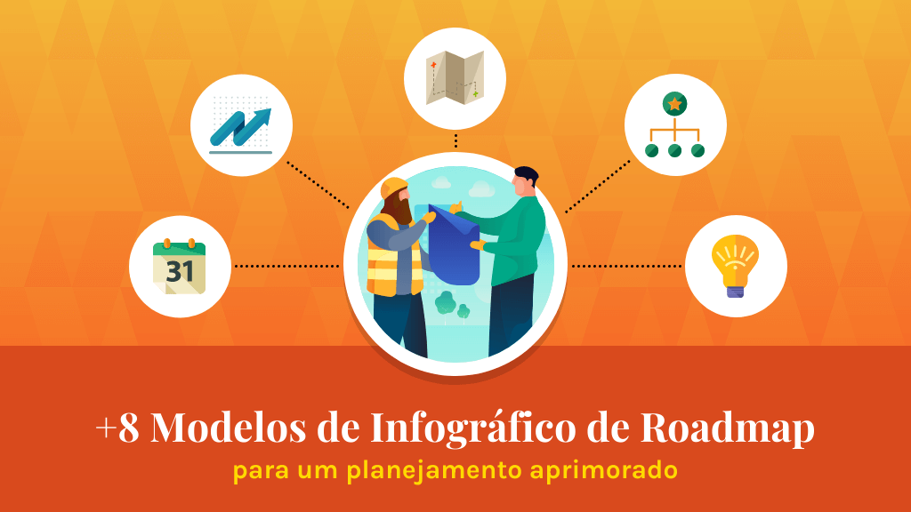 infográfico roadmap