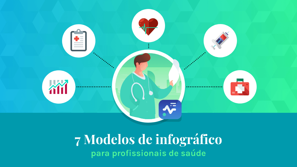 infográfico de saúde