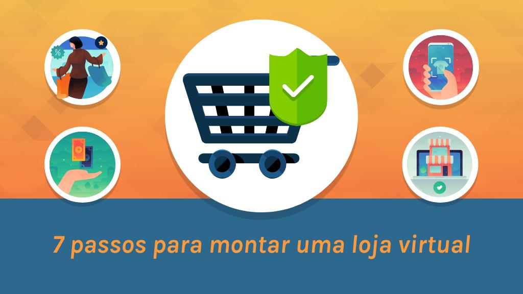 montar uma loja virtual