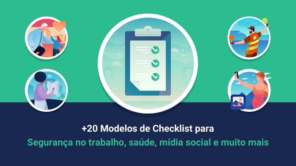 modelo de checklist